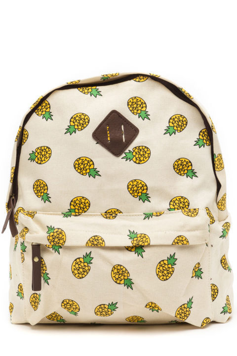 Pineapples-backpack