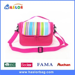2016 Colorful Outdoor Cooler Lunch Bag for Foods