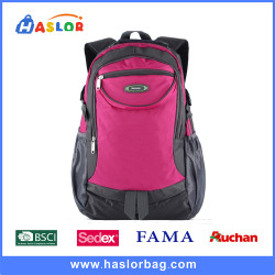 Waterproof Backpack Bag Students School Bag Fashion Sports Backpack