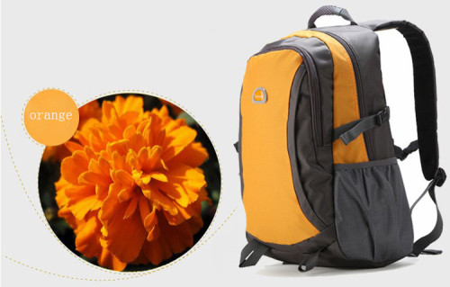 Customizable Color Waterproof Backpack Mountain Climbing for Teenager