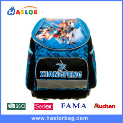 China Bag Manufacturer Polyester and Nylon backpack