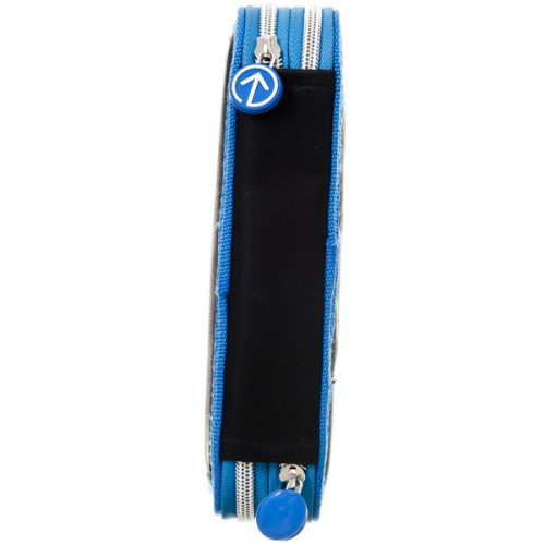 Cool Pencil Case for Boys with 2 Zippers Compartment