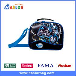 High Quality Blue Color Cool Fashion Boy Shoulder Messenger Bag