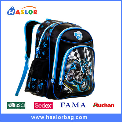 Wholesale Children Boys School Bags wth Factory Audits
