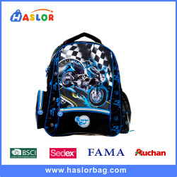 Backpack Manufacturer Cool Boy School Backpacks Printing For Students