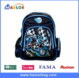 Printed School Backpack High Quality Boy School Bags