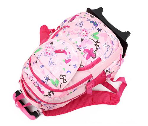 Leisure Kid School Backpack Girls Trolley Backpacks