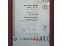 SGS System &Services Certification