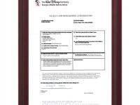 The Walt Disnep Company Facility And Merchandise Authorization