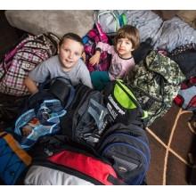 Delivering Hope in a Backpack