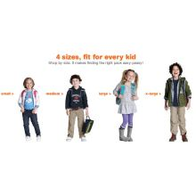 Choose a Proper Size Backpack for Your Child