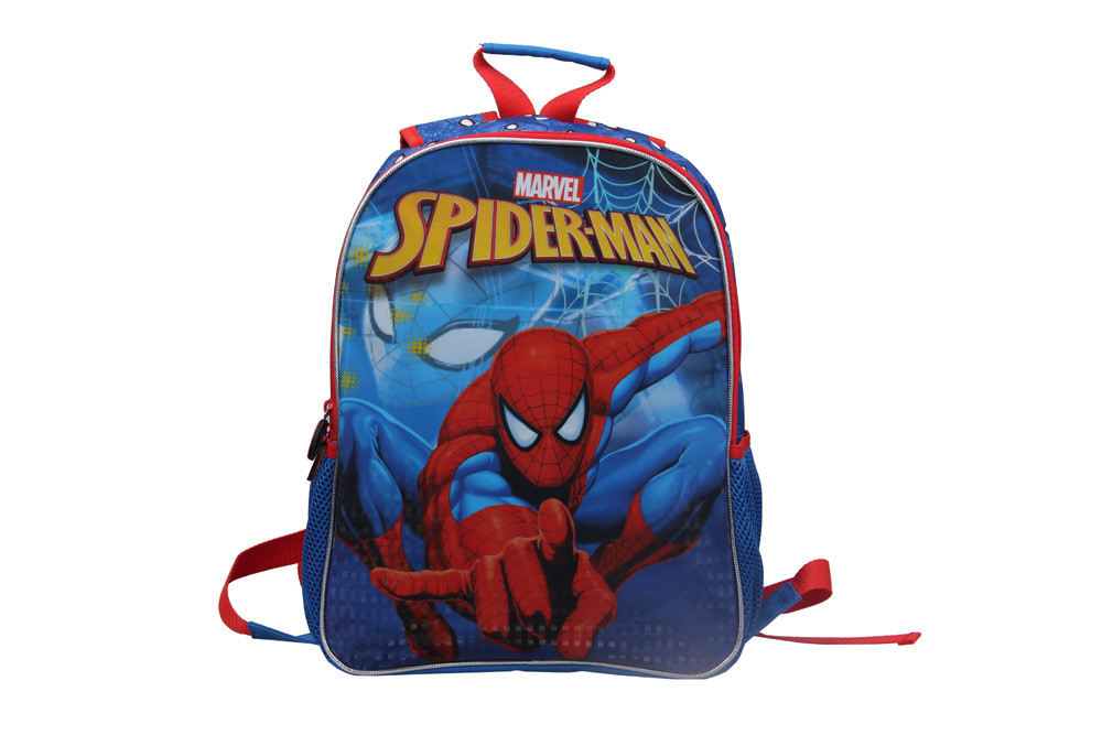 spidermanofficialkidschildrenschoolbackpackbag