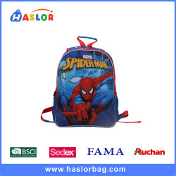 Spider-Man Spiderman Official Kids Children School Travel Rucksack Backpack Bag