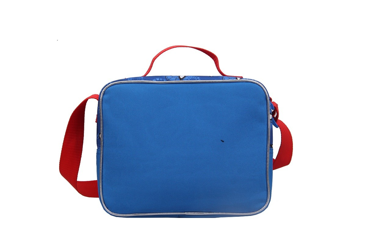 Spiderman Insulated Cooler Lunch Bag for Kids1