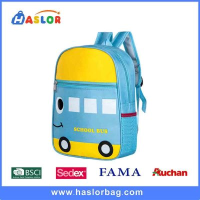 China Manufacturing Promotion  Kids Kindergarten School Bag