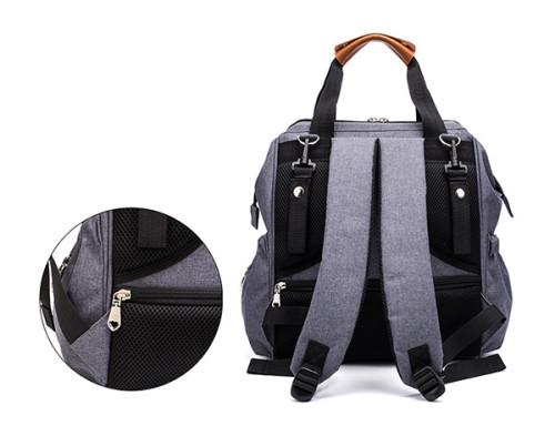 Multifunctional Waterproof Mummy Baby Diaper Bag Backpack