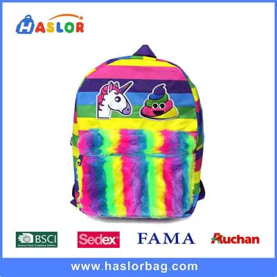 Totally Sale Price Cartoon School Bag Kids Backpack Schoolbag