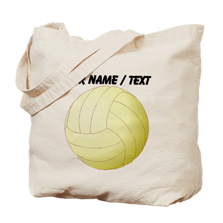 volleyball-tote-bags