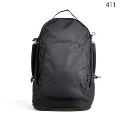 Multifunktioneller lässiger Rucksack mit zwei Netztaschen für Draußen. Akzeptiert OEM