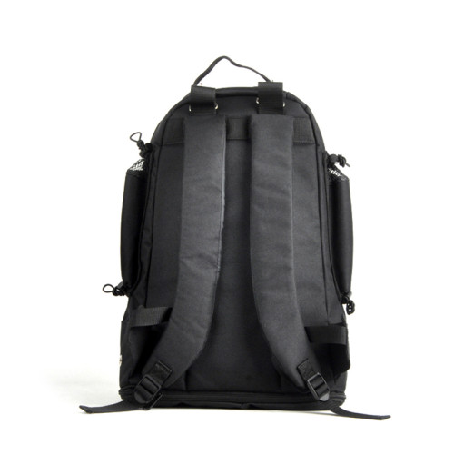 Accept OEM Multifunctional Outdoor Bag Casual Backpack with 2 mesh Pocket