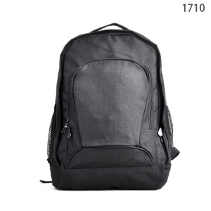 Latest PVC Material Black Waterproof Backpack Bag Factory Direct Sale