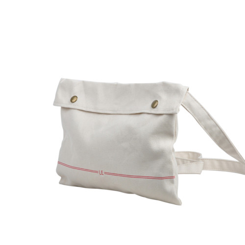Lange, Hochwertige Tasche aus Leinen für Damen und Mädchen