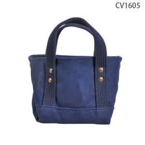 Newest 20 OZ Material Shopping Wholesale Canvas Tote Bag