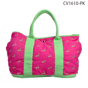 Best Selling Beach Tote Canvas Bag Wholesale