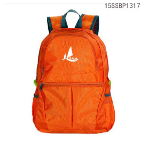 Professional Factory Sale Daily Waterproof Foldable Backpack Bag