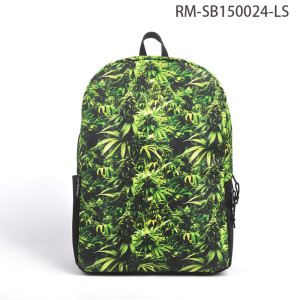 Fashion  wear-resistance Jungle Stylish Design Waterproof Day Backpack