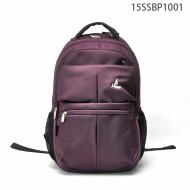 Professional Waterproof Purple Business Backpack Travel Bag