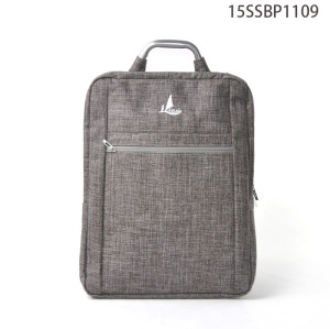 Newest Design Gary PVC Best Travel Business Computer Backpack