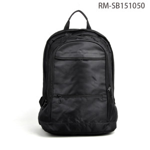 Black Waterproof Men Travel Business Laptop Bag