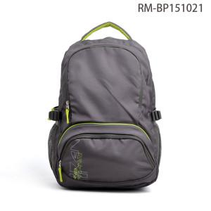Multifunctional Gray Sports Backpack Bag School