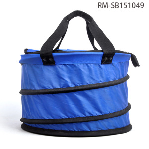 Wholesale Insulated Rolling Cooler Bag, Tote Food Delivery Cooler Bag in Bulk