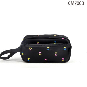 Designer Lady Fashion Cosmetic Bag, Pvc Travel Cosmetic Bag