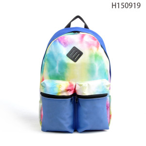 COLOR PRINTING GIRLS LAPTOP BAG BACKPACK BULK SELLING
