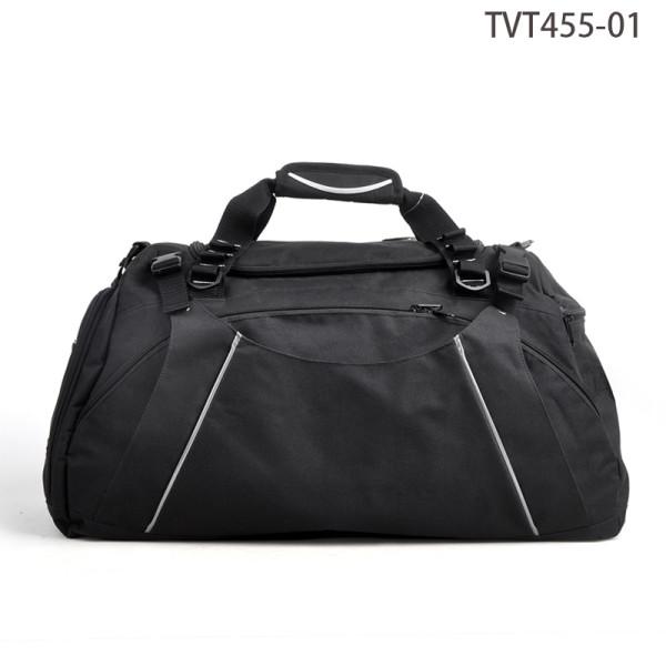Weekend schwarze Trage Reisetasche im schickem Desigh für Herren