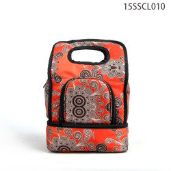 Latest Design Beach Cooler Tote Bag, Picnic Cooler Bag Bulk Sale