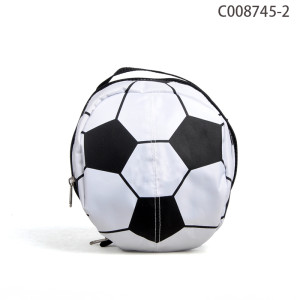 CUSTOMIZED SOCCER STYLE CHEAP SMALL COOLER BAG WHOLESALE