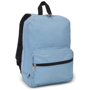 Hell blauer modischer Laptop Rucksack  Hergestellt in China