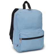 Light blue plain  Laptop China Selling Fashion BackPack Bag
