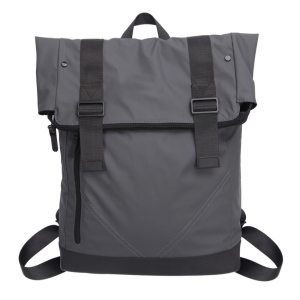 Street-Style Nylon Fashion Waterproof Backpack Bag Wholesale