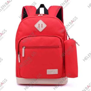 Hot Style High School Backpack with Pocket Wholesale