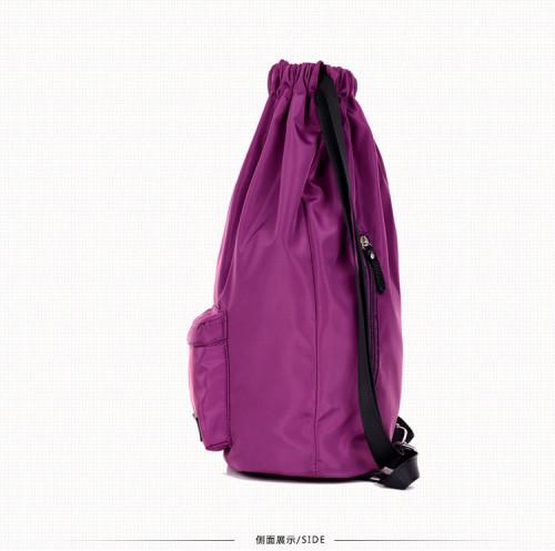 2016 Sportrucksack  mit Nylon Netz kordelzug für Yoga Damen