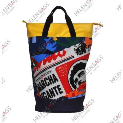 Personalisierte moderne Reisetasche im neuen Design