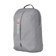 Business Nylon Laptop 15 inch Black Laptop Backpack Waterproof Backpack