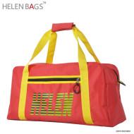 Sport Fitnessstudio Reisetasche für Damen aus Nylon 420D Fertigen Sie Ihre Reisetasche an