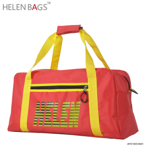 420D Nylon Sports Duffle Travel Gym Bag Women Customize your Travel Bag Sport Gym Duffel Travel Bag