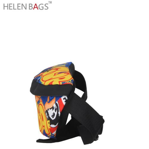 Modischer  wasserdichte Hüfttasche Trockenbeutel zum Laufen mit Gürteltasche und 3D Aufdruck